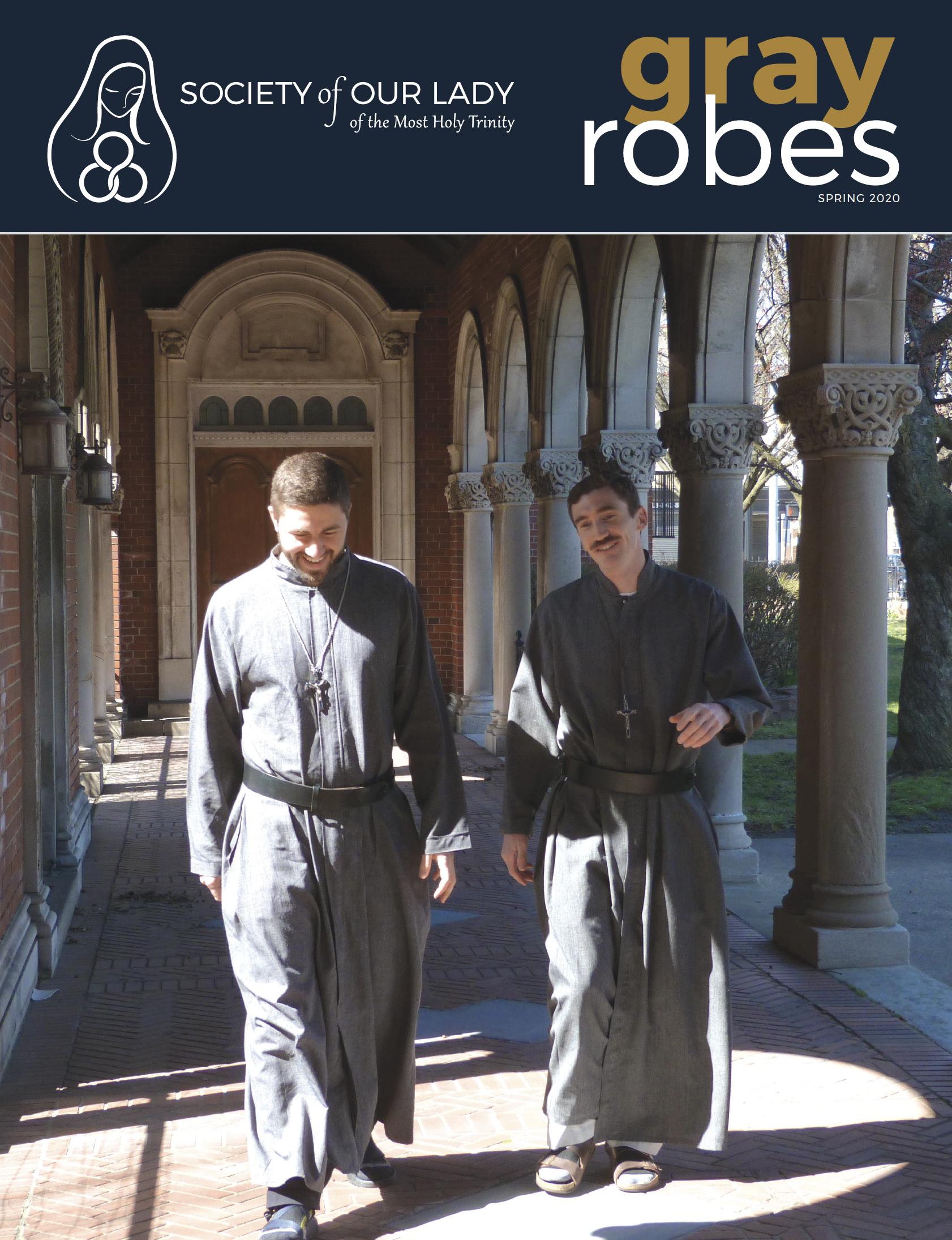 gray robes spring 2020