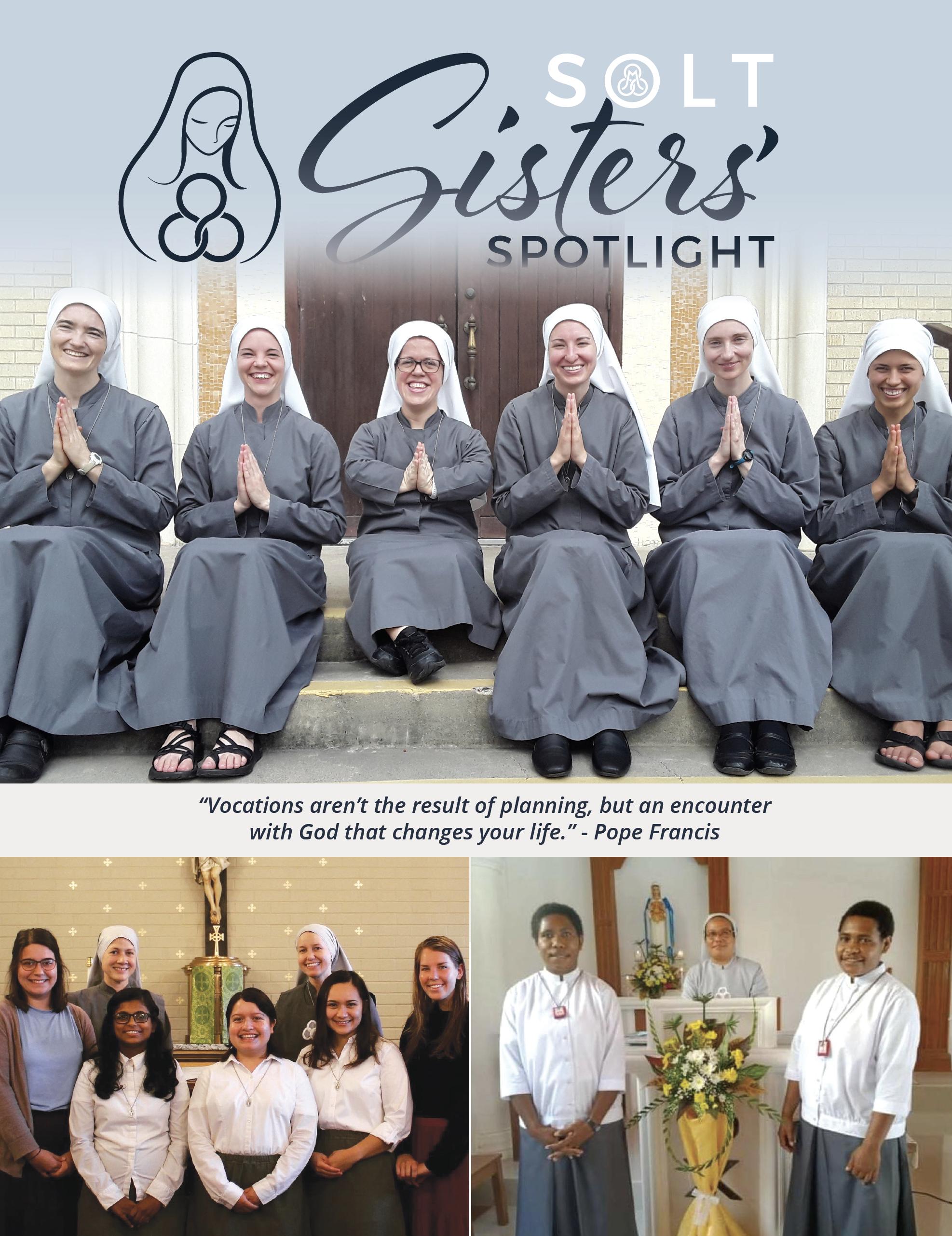 Solt Sisters Spotlight October 2020