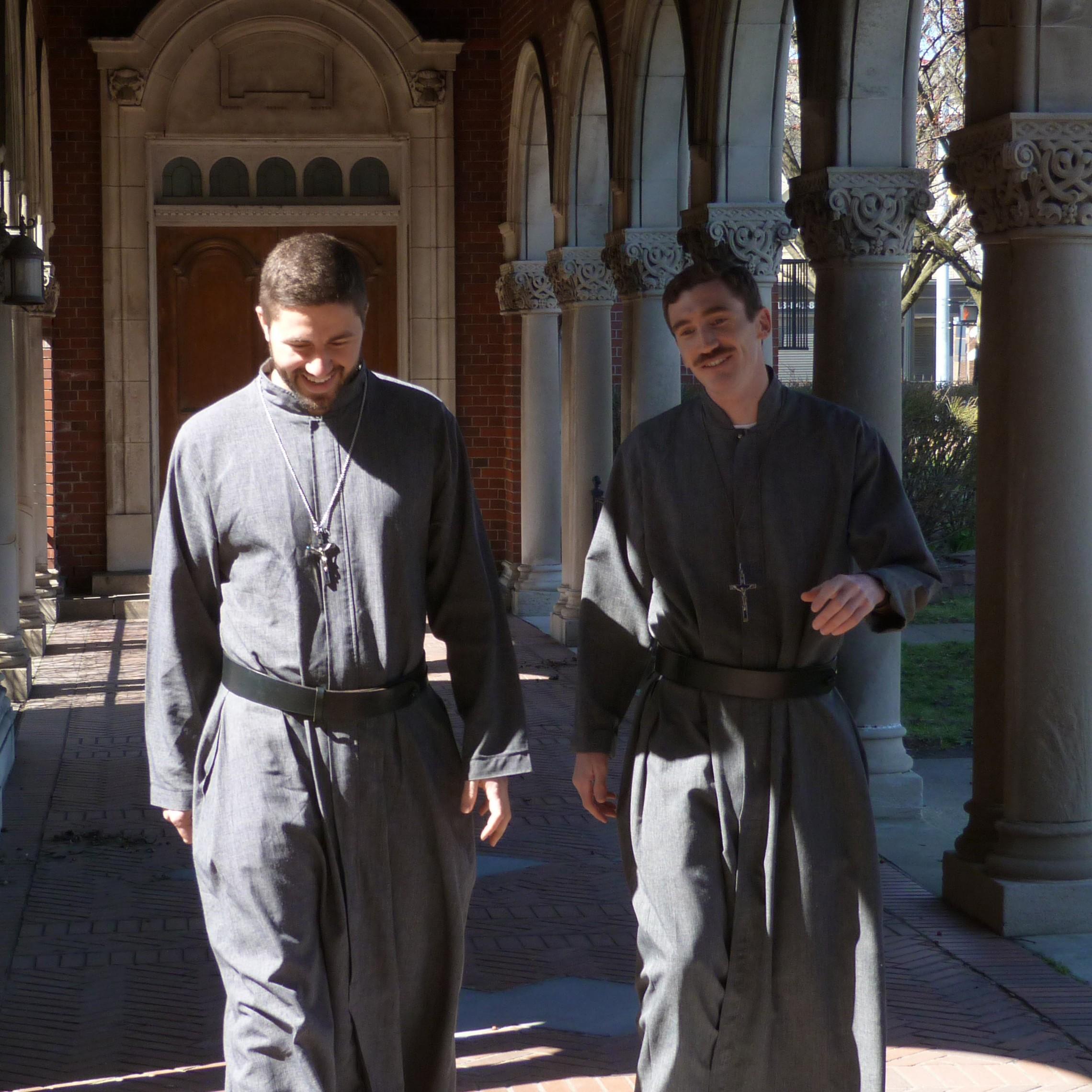 vocations brothers andrew joseph
