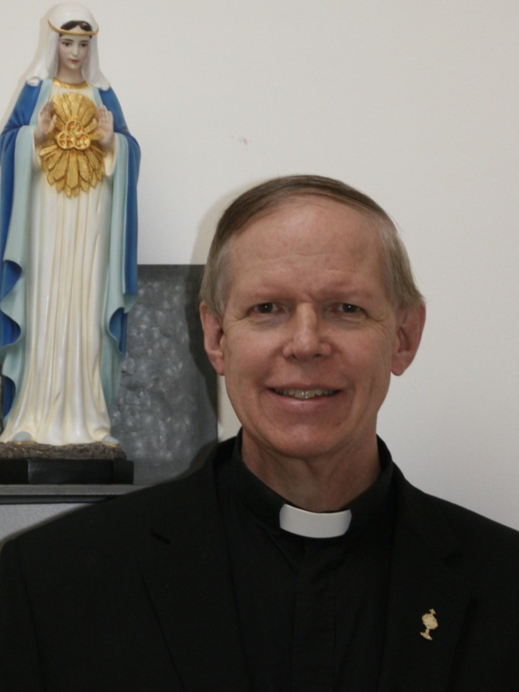 Picture Of Fr. Paul Grala Solt
