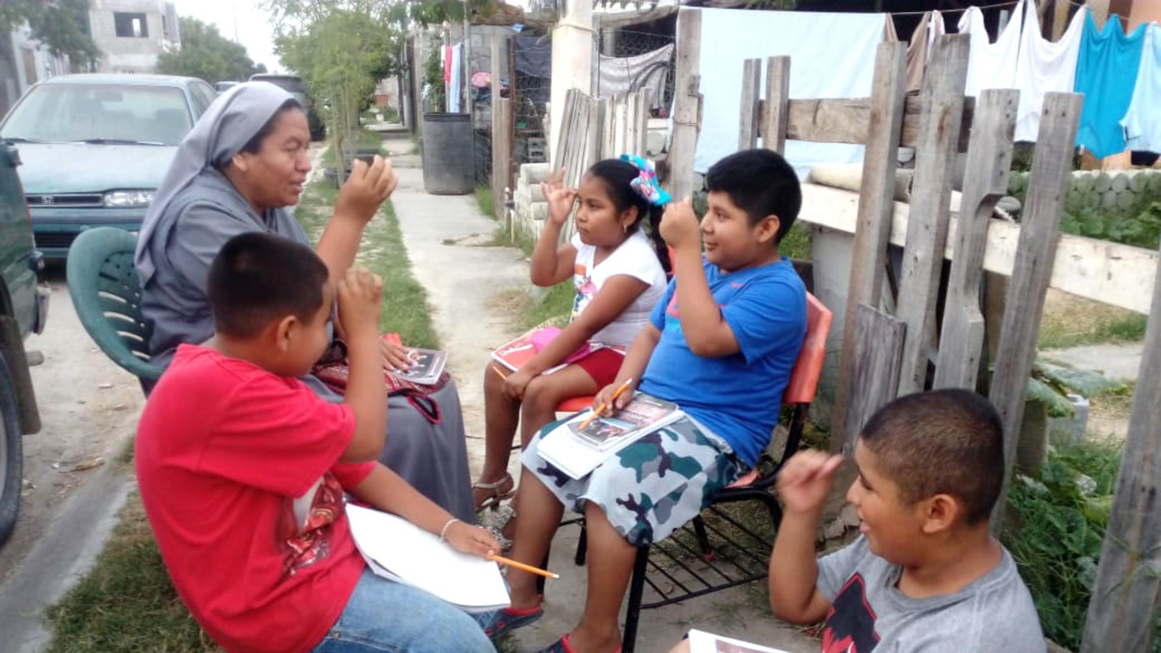 Sisters Nuevo Laredo Apostolic 2