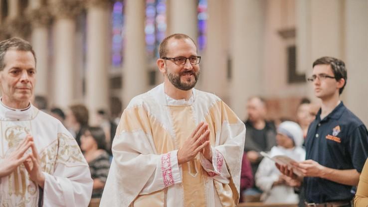 fr beau priest vocation